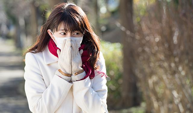 寒い季節の風邪予防とは?生活習慣の見直しから始めよう!