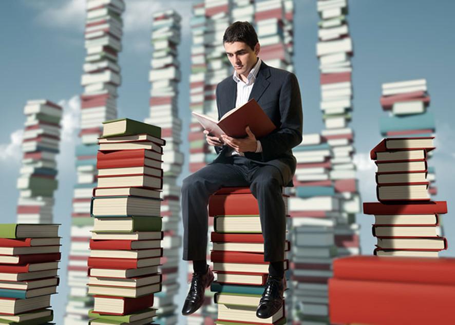 情報収集だけではない読書の効果とおすすめ読書方法